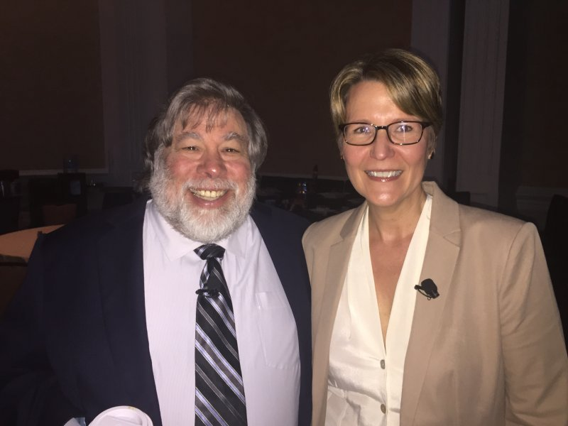 My interview with Woz